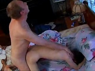Sexy alick gives it up to older boyfriend