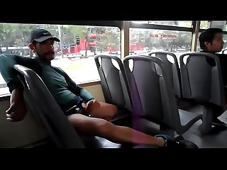 Cdmx metrobus exposed