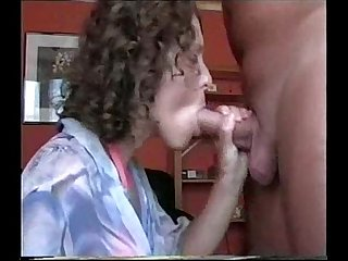Cumsucking wife