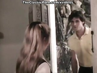 Juliet anderson comma lisa de leeuw comma little oral annie in classic porn clip