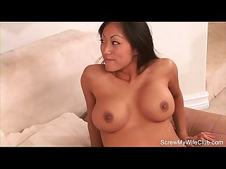 Asian Swinger MILF Cuckold Sex