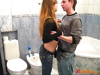 18videoz - Washing clean and fuck dirty Angela teen-porn