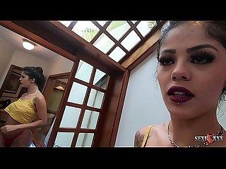 Shayenne Samara nos bastidores da Sexfoxxx com Lidy Silva - Hugo Belfort - Assanhado Comedor