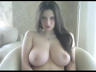 Russian cam girl with big boobs more videos on aphroditecam com