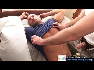 Gay guys converting their straight roomates video 10