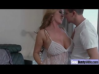 Hard Sex Tape With Horny Mature Busty Lady (kianna dior) vid-15