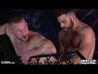Big cock dudes bounces fucked