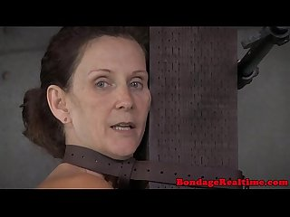Bdsm slave emma haize roughly punished
