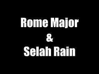 selah rain anal pawg quuen fucked bbc rome major