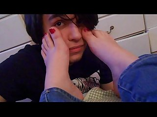 Homemade foot worship 1to1cams com