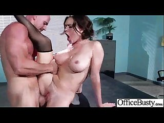 Girl with bigtits krissy lynn get nailed hard in office mov 30