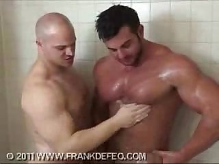 Hotel muscle worship frank the tank with kyle stevens