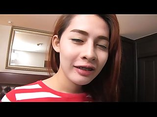Ladyboy nan Barebacked and creampied
