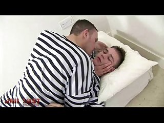 Sexy fresh cellmates filmed pleasuring each other