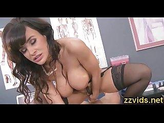 Incredible hot milf lisa ann anal fuck