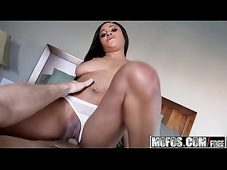 Mofos - Ebony Sex Tapes - (Anya Ivy) - Ebony Babes Tits Rubbed