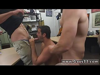 Gay fuck in gangbang movies straight man heads gay for cash he needs
