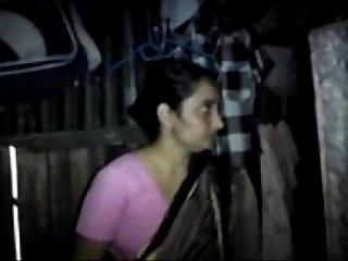 Bangla Desi cute Bhabi show her devar