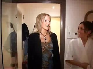 Geil vlaams trio hornyamateur threesome with misjel inge and babefle