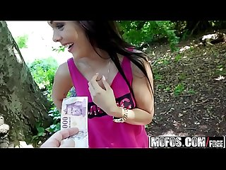 Mofos - Public Pick Ups - (Angelina Wild) - Forest Sex