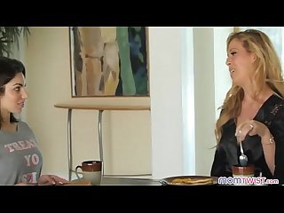 Cherie deville and darcie dolce in eat your Breakfast