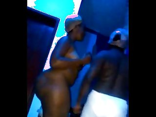 Uganda Makerere university Students dancing naked
