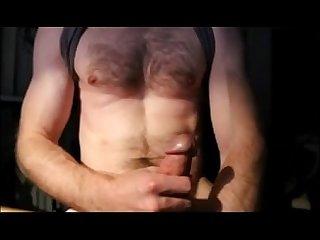 Hot hairy hunk