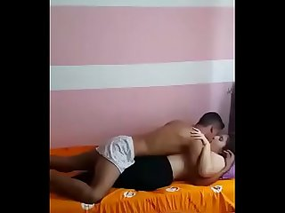 Turkish teen gives blowjob