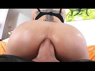 40yo mature babe dee williams enjoys anal fuck