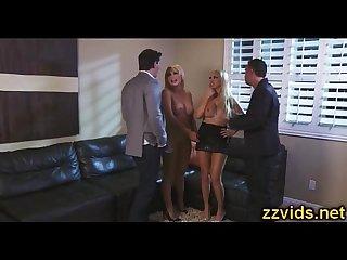 Nikki benz foursome fuck