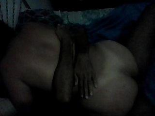 Amigo botando minha Puta pra gemer