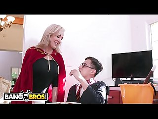 Bangbros halloween special with brandi love kenzie reeves and juan el caballo loco