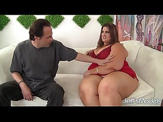 Fat and Horny BBW Erin Green hardcore sex