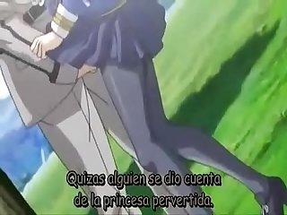 Hentai princesa es hipnotizada y violada