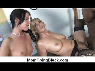 My mom go black hardcore interracial porn video 48