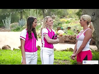 Clumsy teen wants to be a team member - Lily Adams, Lily Rader and Athena Palomino