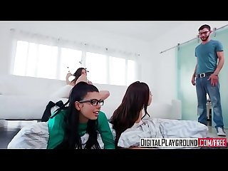 Xxx porn video slumber party abella danger gina valentina melissa moore logan long