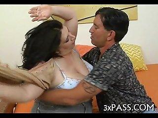 Chunky women porn