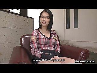 Slutty asian slut has three cocks she gets to fuck