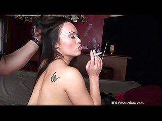 Mya luanna smoking fetish at dragginladies