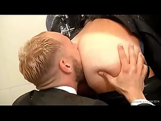 Work in the shower sex gay