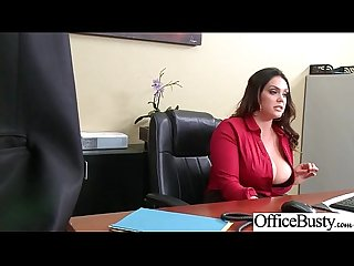 Hard sex action with slut big tits office girl alison tyler video 01