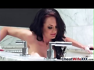 Sex scene with superb sluty cheting wife alektra Nina Vid 03