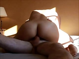 Amateur french wife creampied