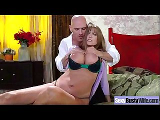 Sex Tape With (darla crane) Big Melon Tits Sexy Wife clip-10