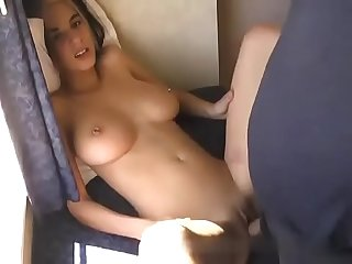 Amateur 20 Year old Busty Babe Nadane Gets Dicked -- www.BuztaNut.com --