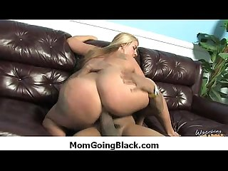 Big fat black monster cock in my moms tight pussy 14