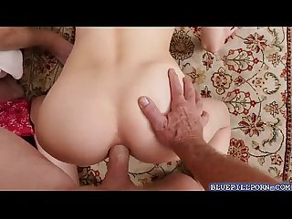 Sweet babe alex harper giving her all for pleasure