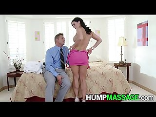 Kendra lust hot fuck massage