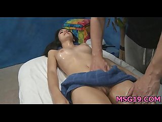 Hot and sexy 18 year old gets fucked